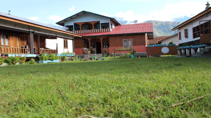 Registered Home Stay - Machukha
