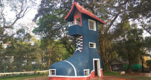 Kamala Nehru Park or Shoe Park in Mumbai