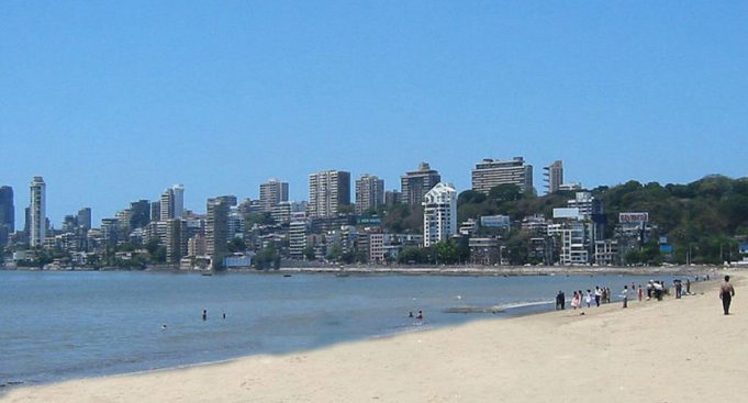 Girgaon Chowpatty Beach, Mumbai