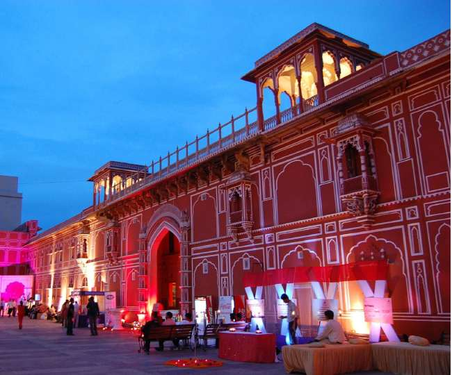shopping destination in Jaipur