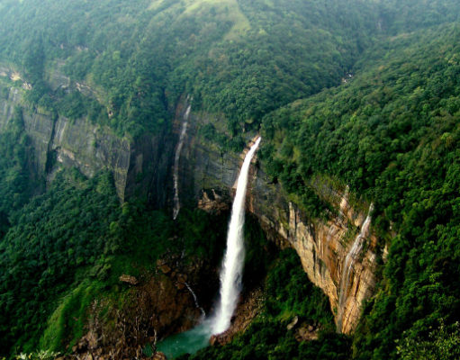 Cherrapunji adventure destination
