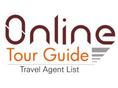 Online Tour Guide