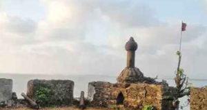 Korlai Fort In Maharastra