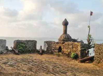 Korlai Fort In Maharastra