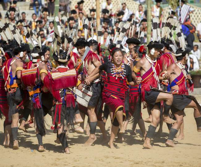 Tribal Festival of Nagaland