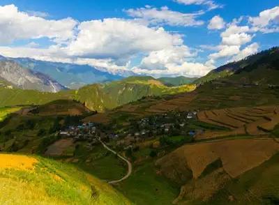 Peora The Unexplored Beautiful Village Of Uttarakhand