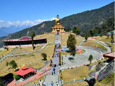 Green Sikkim Air Package