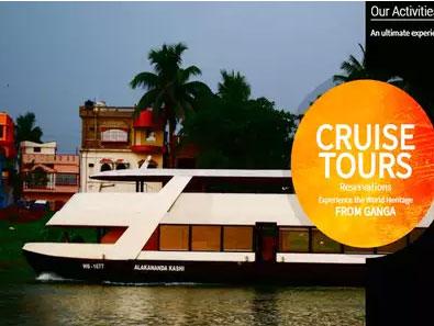 Luxury Cruise In Varanasi