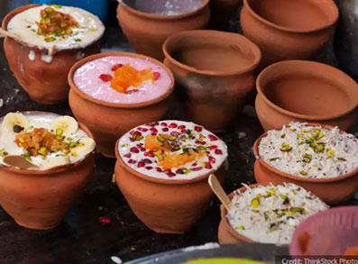 Varanasi food trail