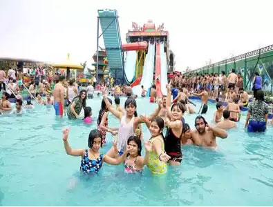 Water Park In Noida And Delhi