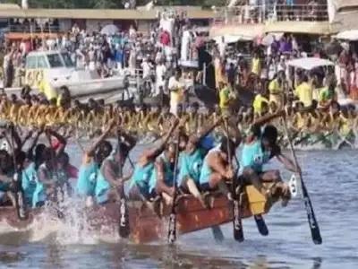Snake Boat Race Kerala 2019