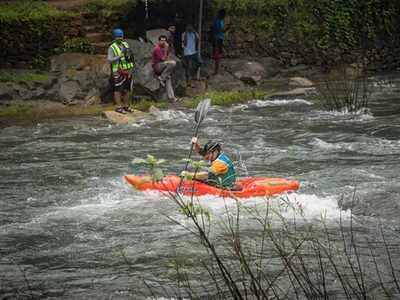 Rafting, Kayaking Expedition On Ganga