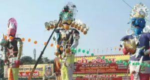 Celebrate Dussehra In India