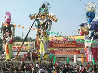 Celebrate Dussehra In India